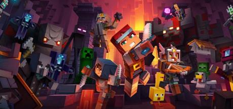 NEWS : Minecraft Dungeons report bis*