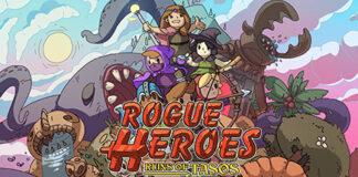 NEWS : Rogue Heroes: Ruins of Tasos, démo sortie*