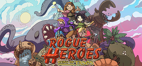 NEWS : Rogue Heroes: Ruins of Tasos, démo sortie*