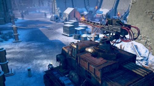 BIG NEWS : Wasteland 3, le Kodiak