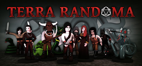NEWS :Terra Randoma, monstres, furtivité et journal*