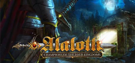 pcgs alaloth champions of the four kingdoms bande annonce | RPG Jeuxvidéo