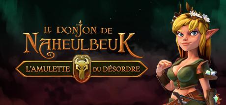 NEWS : Le donjon de Naheulbeuk : L'amulette du désordre daté, twitch jeudi*