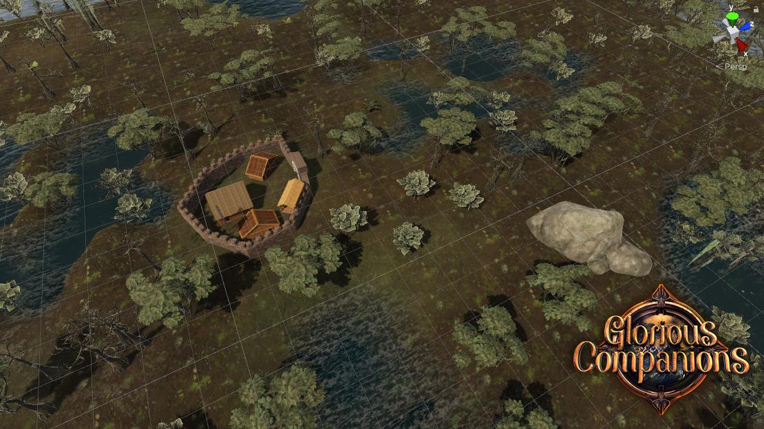 update glorious companions mise a jour 0 5 2 | RPG Jeuxvidéo