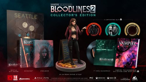 VIDEO : Bloodlines 2, édition collector