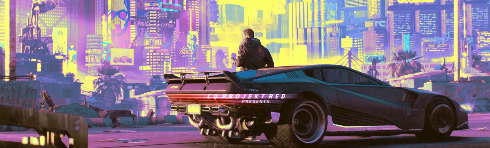 video cyberpunk 2077 en direct sur twitch |  RPG Jeuxvidéo