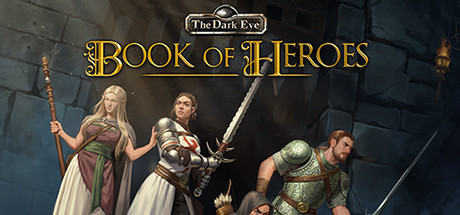 video the dark eye book of heroes apercu par valandryl |  RPG Jeuxvidéo