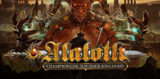 BIG NEWS : Alaloth : champions of the four kingdoms, royaume des elfes