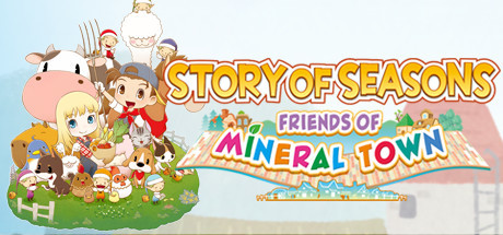 news story of seasons friends of mineral town | RPG Jeuxvidéo