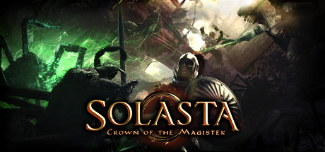 video solasta crown of the magister journal video sur le combat |  RPG Jeuxvidéo