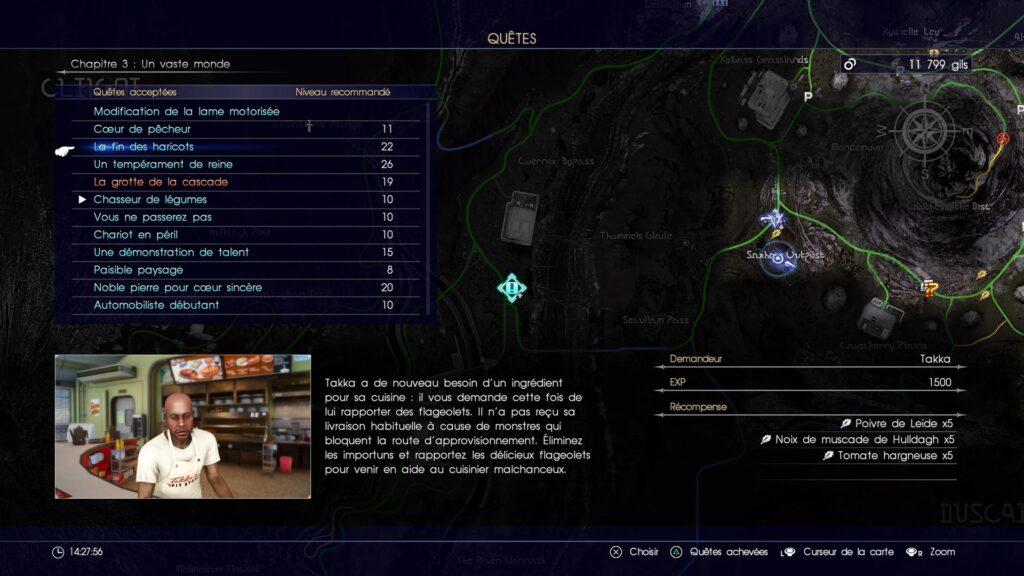 Final Fantasy XV | RPG Jeuxvidéo