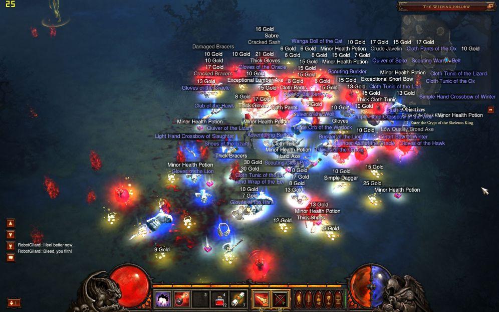 diablo 3 loot | RPG Jeuxvidéo