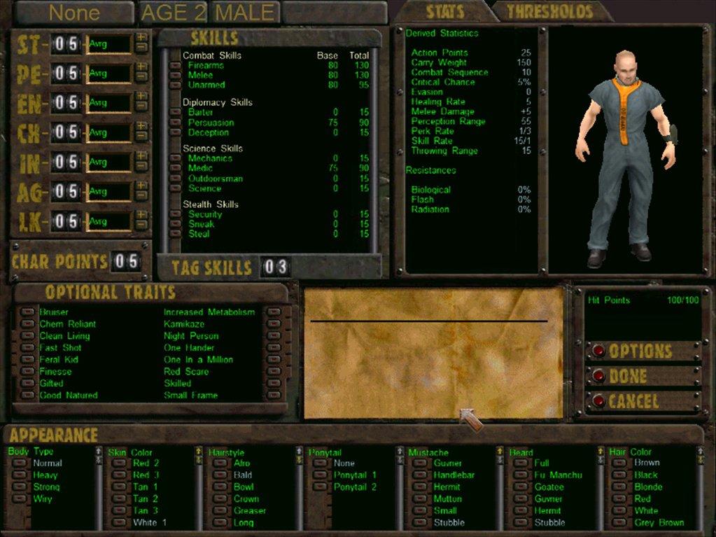fallout | RPG Jeuxvidéo