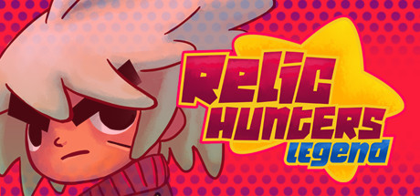 relic hunters legend logo