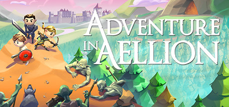 Adventure in Aellion logo