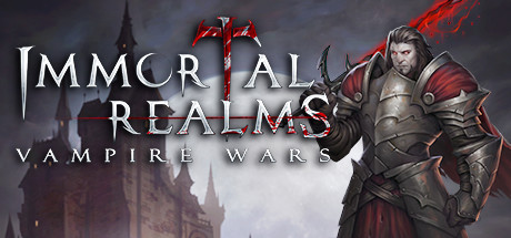 Immortal Dreams Vampire Wars logo