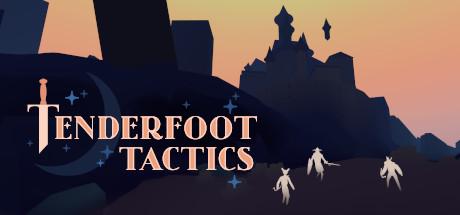 tenderfoot tactics logo
