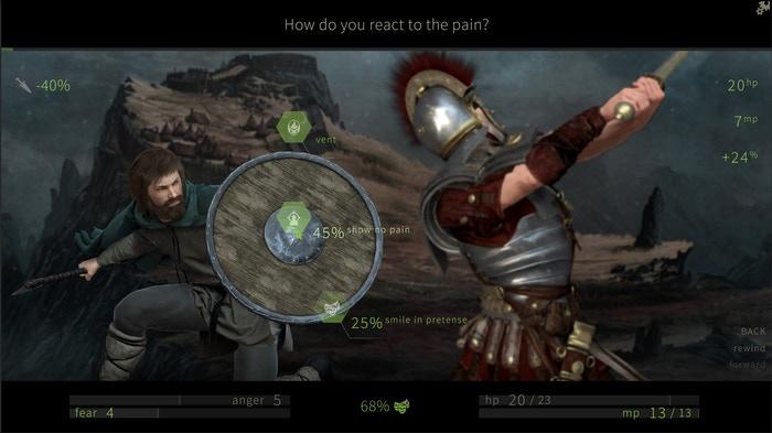 sacred fire screen | RPG Jeuxvidéo