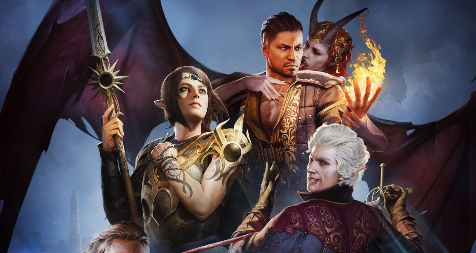Baldurs gate 3 portrait | RPG Jeuxvidéo