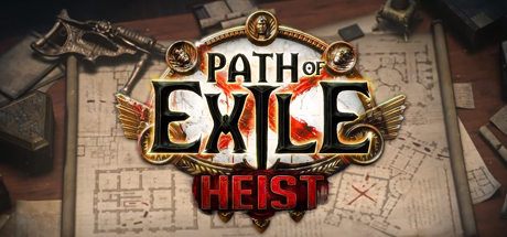 Path of exile Heist logo