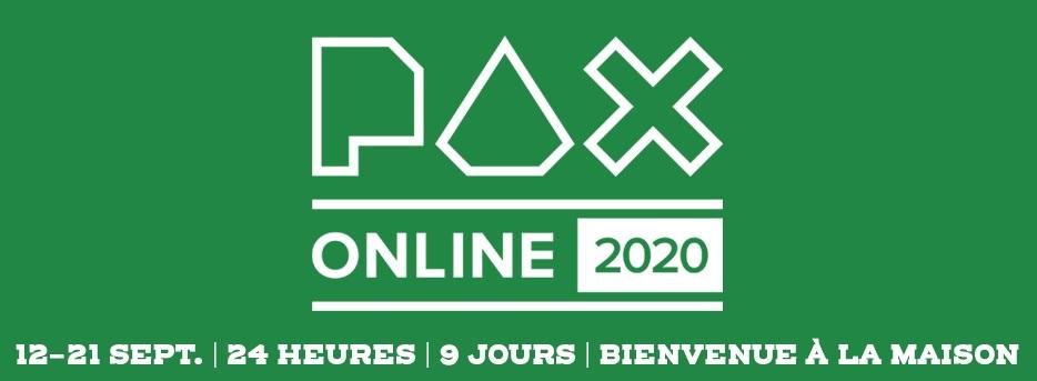 Pax Online affiche