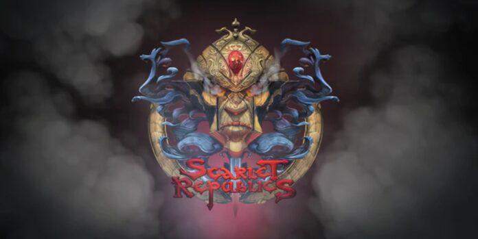 scarlet republics affiche
