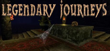 Legendary journeys logo