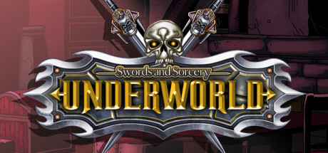 Swords and Sorcery - Underworld logo