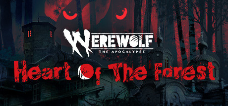 Werewolf: The Apocalypse Heart of the Forest logo