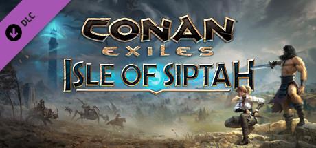 Conan Exiles isles of Sipath logo