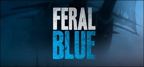 Feral Blue logo
