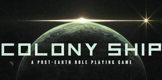 Colony ship logo