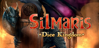 Silmaris : Dice Kingdom logo