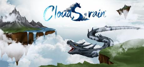 Clouds of rain logo