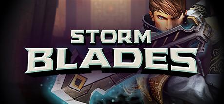 Stormblades logo