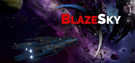 BlazeSky logo