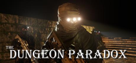 the dungeon paradox logo