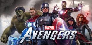 Marvel's avenger logo