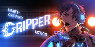 Gripper logo