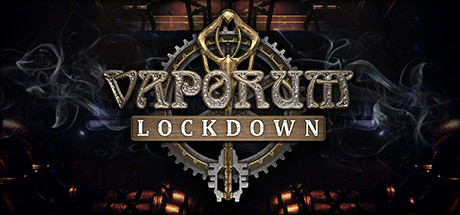 Vaporum Lockdown logo
