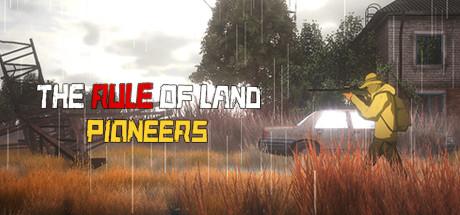 The rule of land pioneers logo