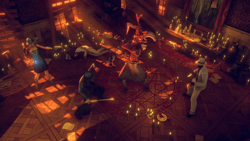 ARKHAM HORROR 1 | RPG Jeuxvidéo