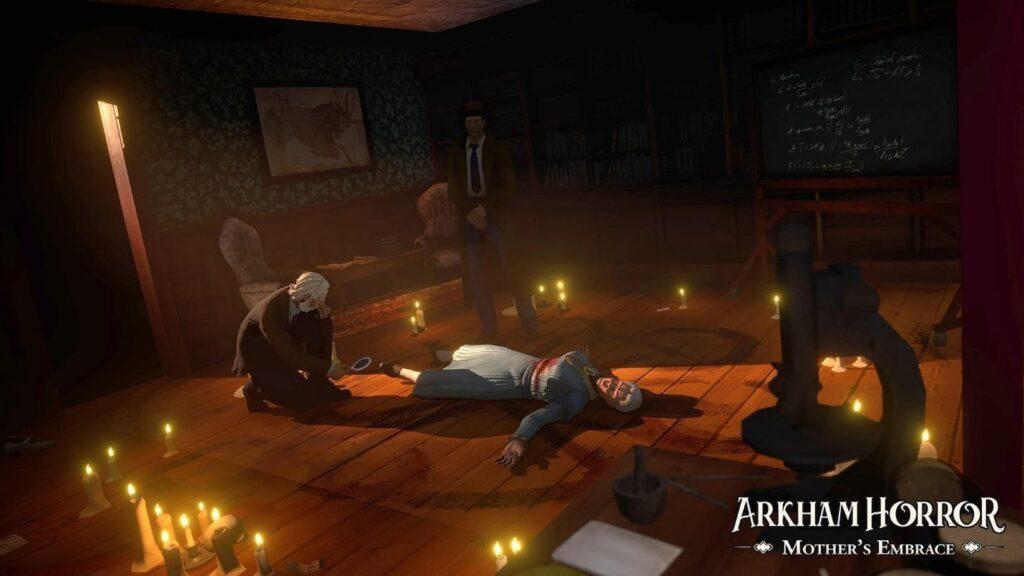 ARKHAM HORROR 3 | RPG Jeuxvidéo