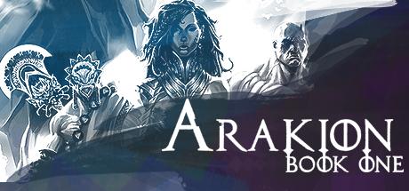 Arakion book one logo