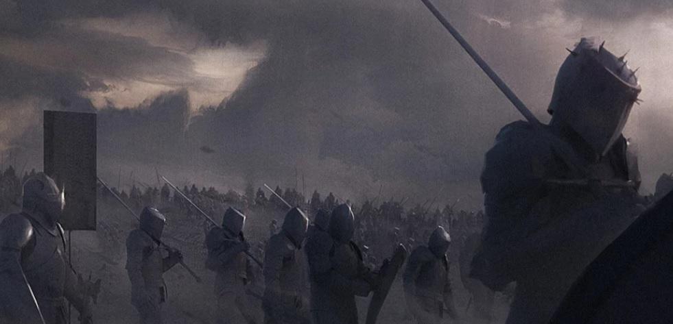 King arthur affiche 458 | RPG Jeuxvidéo