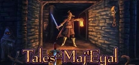 Tales of Maj'Eyal logo