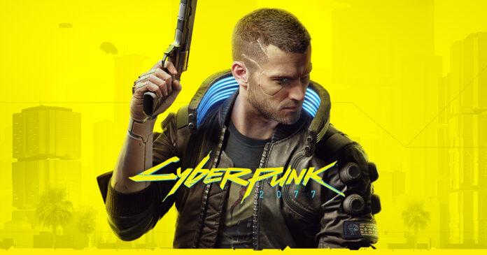 Cyberpunk 2077 episode affiche