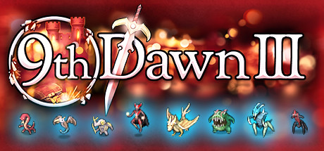 9th Dawn III logo