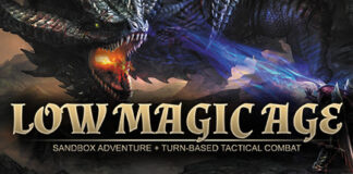 Low Magic Age logo