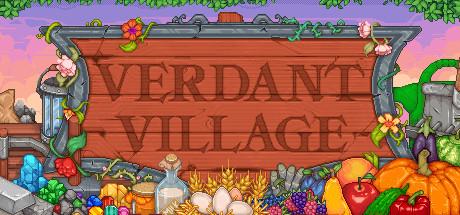 Verdant village logo